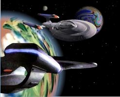 Enterprise Pass by WatchTower513