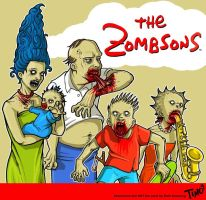The Zombsons by TmoeGee