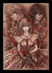 Bloody Rose - Vampire Knight by Clange-kaze