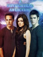 A Supernatural Attraction Story Cover by Bookfreak25