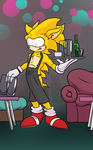 Super Sonic for JXW by Morgoth883