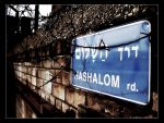 HASHALOM rd. by gilad