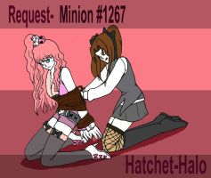 Minion #1267 by Pickle8Weasel92