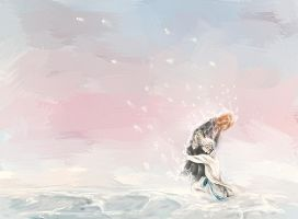 goodbye by Camomile1