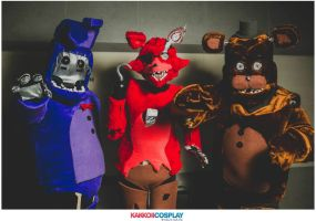 Five Nights at Freddy's 2 by MelodyZombie