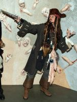 Jack sparrow visit Phantasium9 by CaptJackSparrow123