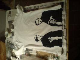 Boondock Saints tshirt by zeddik