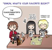 The Mortal Instruments - Questions and responds 38 by Felwyn