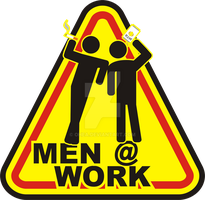Men @ Work by OHea