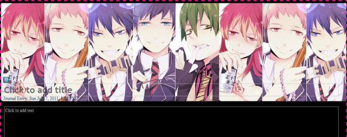 Ao No Exorcist Journal Skin by Proxyism