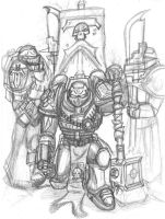 All Hail the Inquisition W.I.P by ChaosMarine562