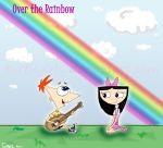 27. Over the Rainbow by Turtlegirl5