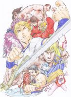 Final fight: Double impact by Ooni