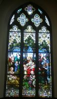 Denver Cathedral Window 32 by Falln-Stock