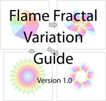 Flame Fractal Variations 1.0 by rsidwell
