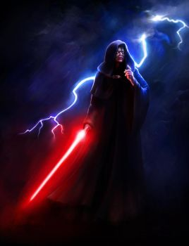 Darth Sidious by Lotsmanoff