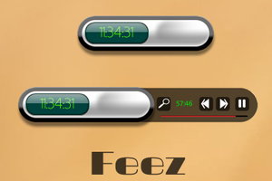 Feez - player for XWidget. by tchiro