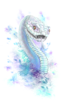 rainbow snake by Claudendos