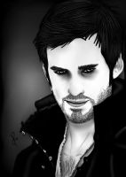 ...Killian Jones... by Marsaliath