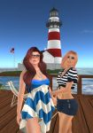 On the Dock of the Bay by EthereaS