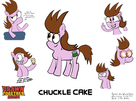 Drawn Together Again - Chuckle Cake (OC) by SuperMaster10