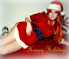 All I Want For Christmas Is You by Hikari-Cosplay