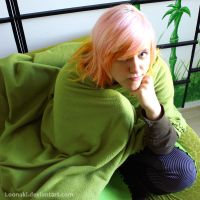 Green Blankets by Loonaki
