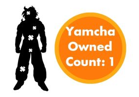 Yamcha Owned Count by thesalsaman
