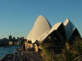 Sydney Opera House by todds201