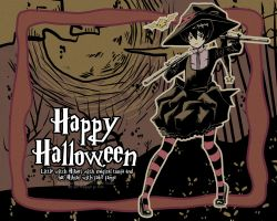 Witch Hibari by Celsa
