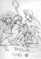 The BigFour Club by tubbie11