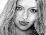 Amanda Seyfried by Erika-Farkas