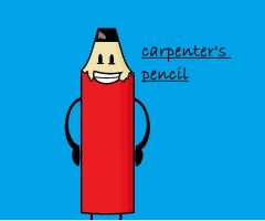 interview with: carpenters pencil by yoylecake