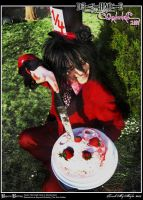 Death Note Wonderland: CAKE? by Redustrial-Ruin