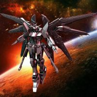 Chaos Strike Freedom by ametuerdraw