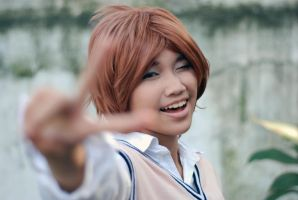 (APH - N.Italy) - Welcome to Gakuen Hetalia by Felibuuu