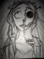 Corpse Bride by D-DCoffee