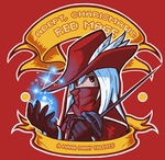 Adept, Charismatic Red Mage by Tchukart