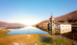 Little Church by Bojkovski