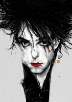 ROBERT SMITH by solitarium