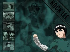 Rock Lee by Agam720