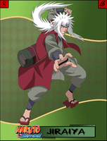 Jiraiya by pein444