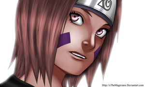 Naruto 636 : RIN by xTheMagicianx