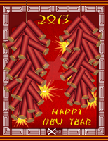 Exoro Choice's 2013 Chinese New Year Cards 15 by ExoroDesigns