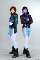 Gundam 00 Meisters by love-squad
