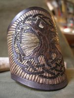 """Tree of Life"" bracer by morgenland"