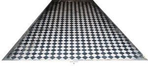 Chequered Floor by AboveVintage