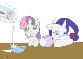 Every morning... by Elslowmo