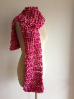 Pinkie Pie Scarf Medium Chunky My Little Pony by Weeaboo-Warehouse