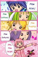 We Are Tokyo Mew Mew! by Animecolourful